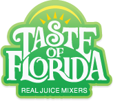Taste of Florida Real Juice Mixers